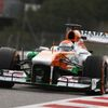 Formule 1: Adrian Sutil, Force India