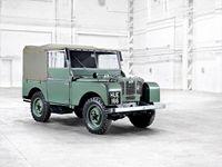 Land Rover letos slaví 70 let. Prohlédněte si jeho historii od drsného off-roadu po luxusní SUV