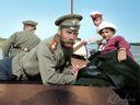 Foto: Unikátní barevné snímky Mikuláše II. i záběry z masakru. Před 100 lety zavraždili cara