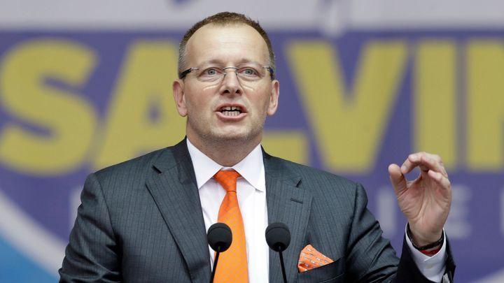 Předseda slovenského parlamentu Kollár měl vážnou dopravní nehodu. Je při vědomí