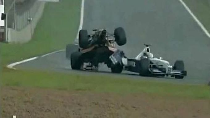 F1, VC Brazílie 2001: Jos Verstappen, Arrows a Juan-Pablo Montoya, Williams