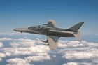 Czech manufacturer develops new military jet trainer