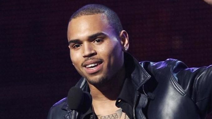 Grammy 2012 - Chris Brown