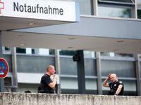 Muž zastřelil v berlínské nemocnici lékaře, pak obrátil zbraň proti sobě