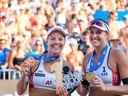 Sluková s Hermannovou utekly z mečbolu a finále Světového okruhu zahájily vítězně