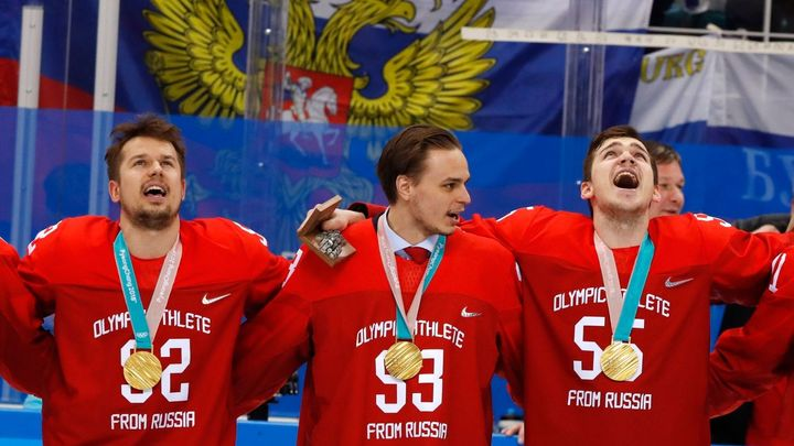 Rusko už je zase členem Mezinárodního olympijského výboru. Tři dny po skončení her v Pchjongčchangu