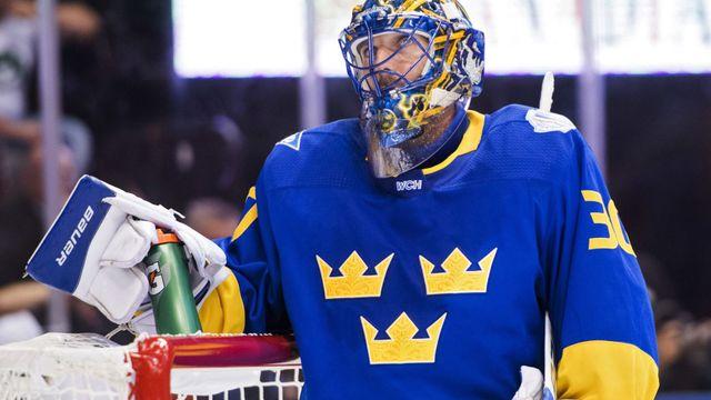 Poslední velké vítězství zažil Henrik Lundqvist na olympiádě v Turíně před  deseti roky. Ukončí letos 1bb0b55f62