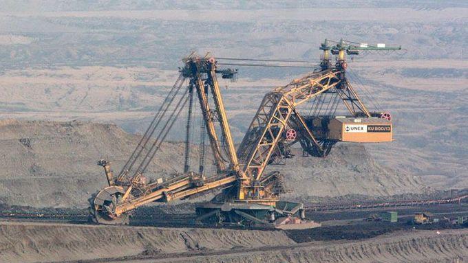 Poplatky za povrchovou těžbu uhlí stoupnou na dvojnásobek ...