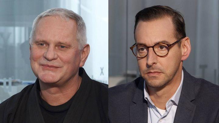 DVTV víkend 12 a 13. 5. 2018: Český nindža; Martin Bonhard