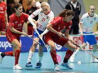 Neuvěřitelný kolaps florbalistek v semifinále MS. Proti Švýcarkám ztratily náskok 6:1