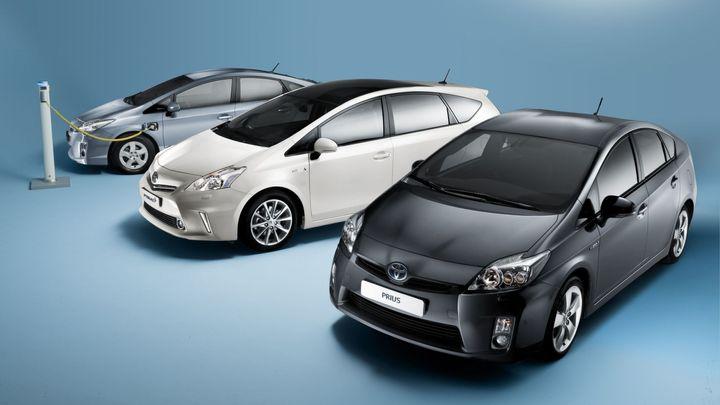 Toyota chce v Česku zdvojnásobit prodej hybridních aut