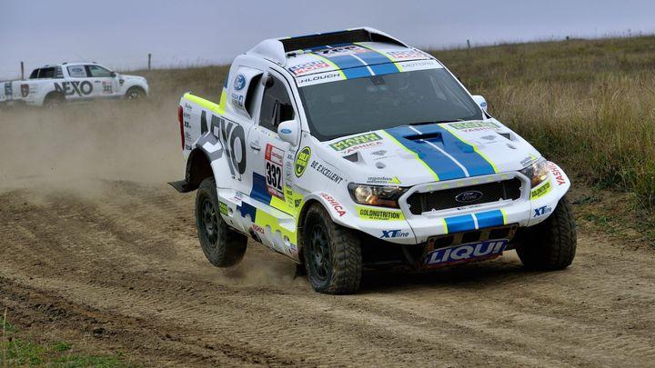 Ouředníček pojede Rallye Dakar se svým týmem. Cílem pilota Fordu je první desítka