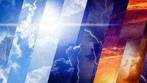 Weather forecast for Aktualne.cz