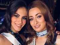 Za společné selfie sŽidovkou výhrůžky smrtí. Rodina irácké Miss raději uprchla do Spojených států