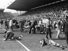 Tragédie v Sheffieldu (Hillsborough) 1989