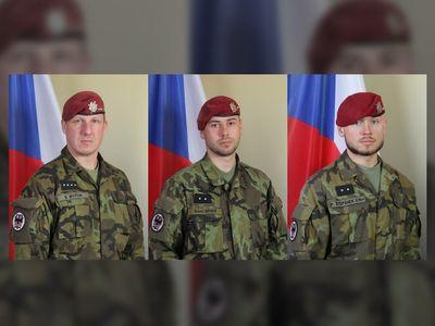Prostějovští výsadkáři zabili spolupachatele útoku, při kterém padli tři čeští vojáci