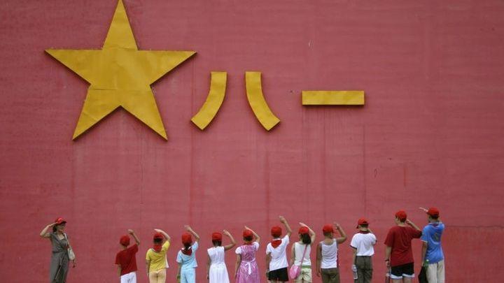 Ekonomický růst Číny zpomalil na pětileté minimum