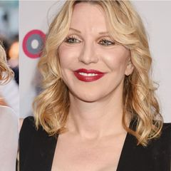 courtney love, žena