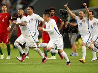 Chile na penalty porazilo Portugalsko a je ve finále Poháru FIFA