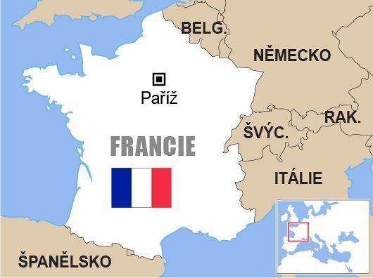 Výsledek obrázku pro francie mapa