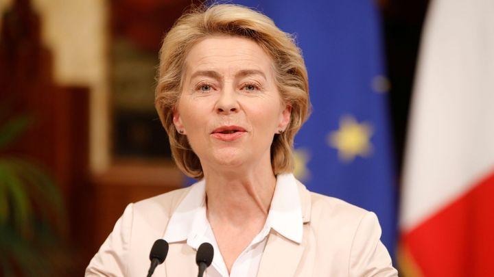 Šéfka Evropské komise navrhla snížit emise do roku 2030 víc, než se plánovalo
