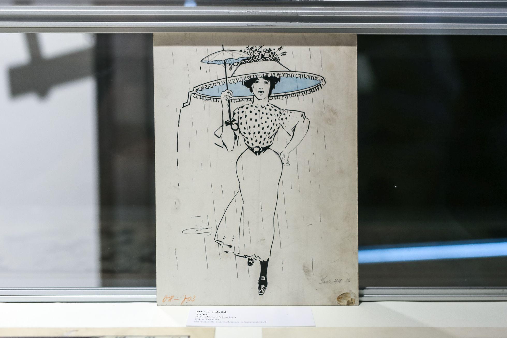 Ladovy Kresby Ktere Nevypadaji Jako Od Lady Velka Vystava Ukazuje