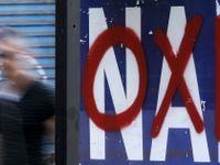 Řecko živě: Zmatek. Vláda radí zaškrtnout NE, média zase ANO