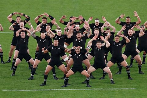 Alespoň bronz. All Blacks na MS v ragby smetli Wales
