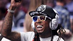 All star Game NBA: Lil Wayne