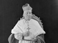 Unikátní akce. Češi chtějí převézt z Vatikánu ostatky kardinála Berana, pohřbeného po boku papežů