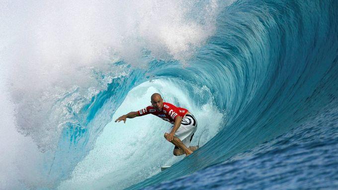 Olympiáda bude na Tahiti. V polynéském ráji budou pod pěti kruhy bojovat surfaři