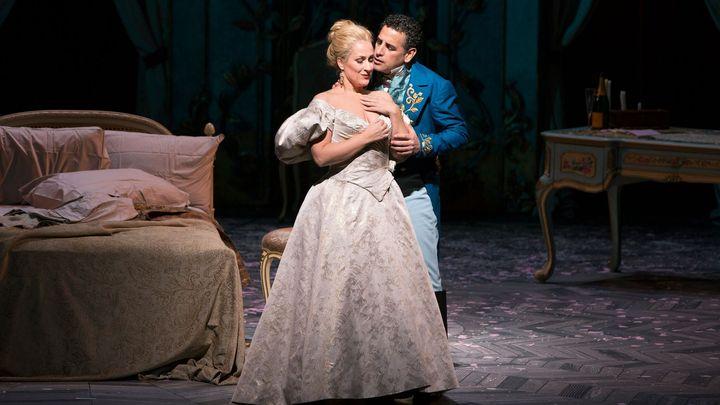 Metr na operu Jiřího Černého: V New Yorku je i nová Traviata skvělá