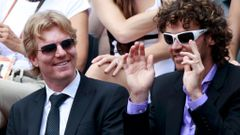 French Open: Jim Courier a Gustavo Kuerten