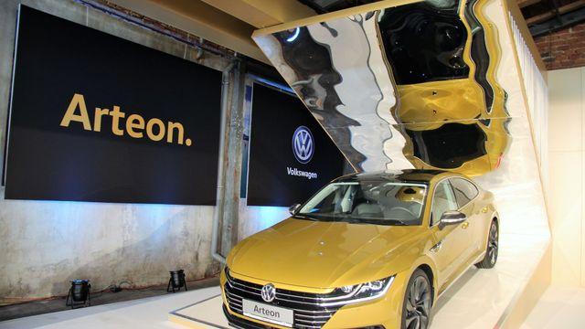 Zákazníky Volkswagenu Arteon má lákat kombinace prostornosti, sportovnosti a elegance.