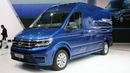 IAA Hannover - VW e-Crafter