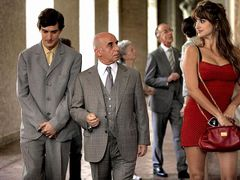 Penelope Cruz ve filmu To Rome with Love
