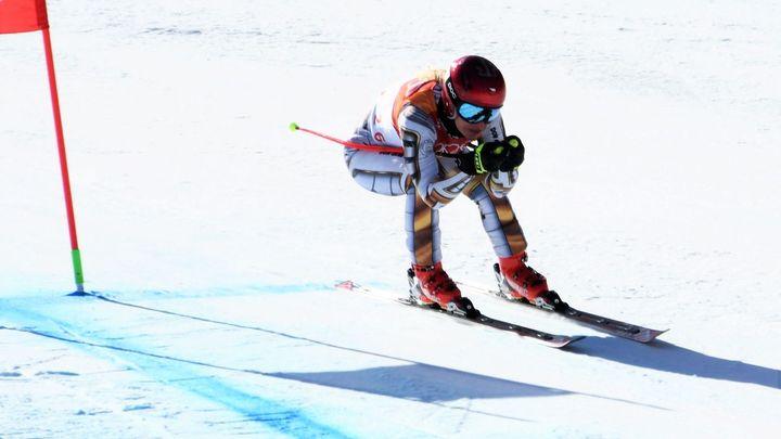 Neuvěřitelná jízda Ledecké pokračuje. Při tréninku na závěrečný sjezd sezony byla druhá nejrychlejší