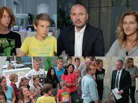 Jak DVTV vybírá témata? A vrátili by se Martin a Daniela do ČT? Ptaly se děti z internetové televize