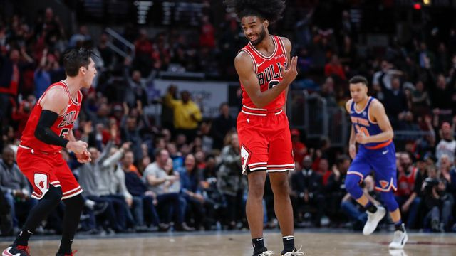 Chicago Bulls (Coby White) vs New York Knicks