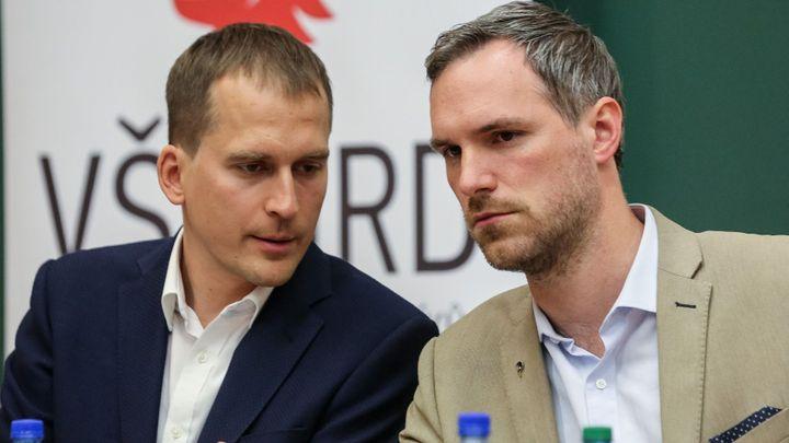 Piráti, Čižinský a Pospíšil v Praze pracují na programu, hotovo chtějí mít do týdne
