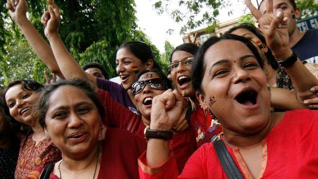 Indické lesbičky majúce sex