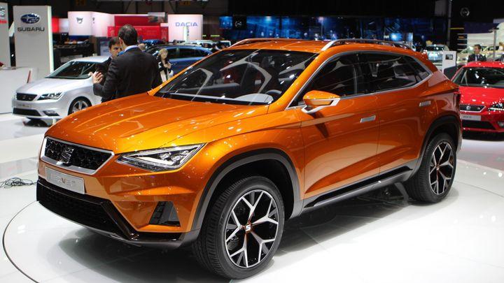 SUV značky Seat se v Kvasinách začne vyrábět příští jaro