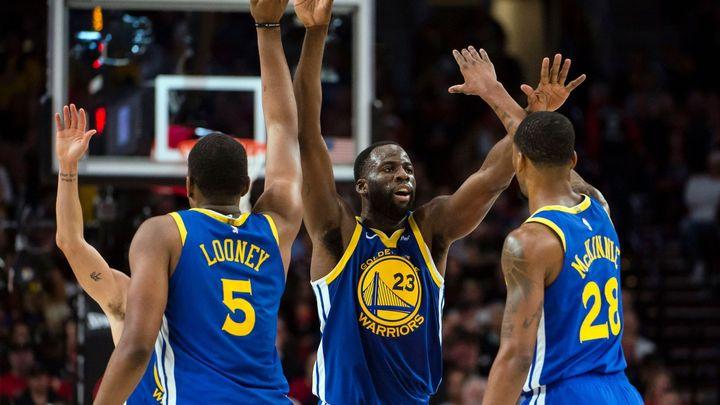 Šampioni z Golden State jsou před branami dalšího finále NBA