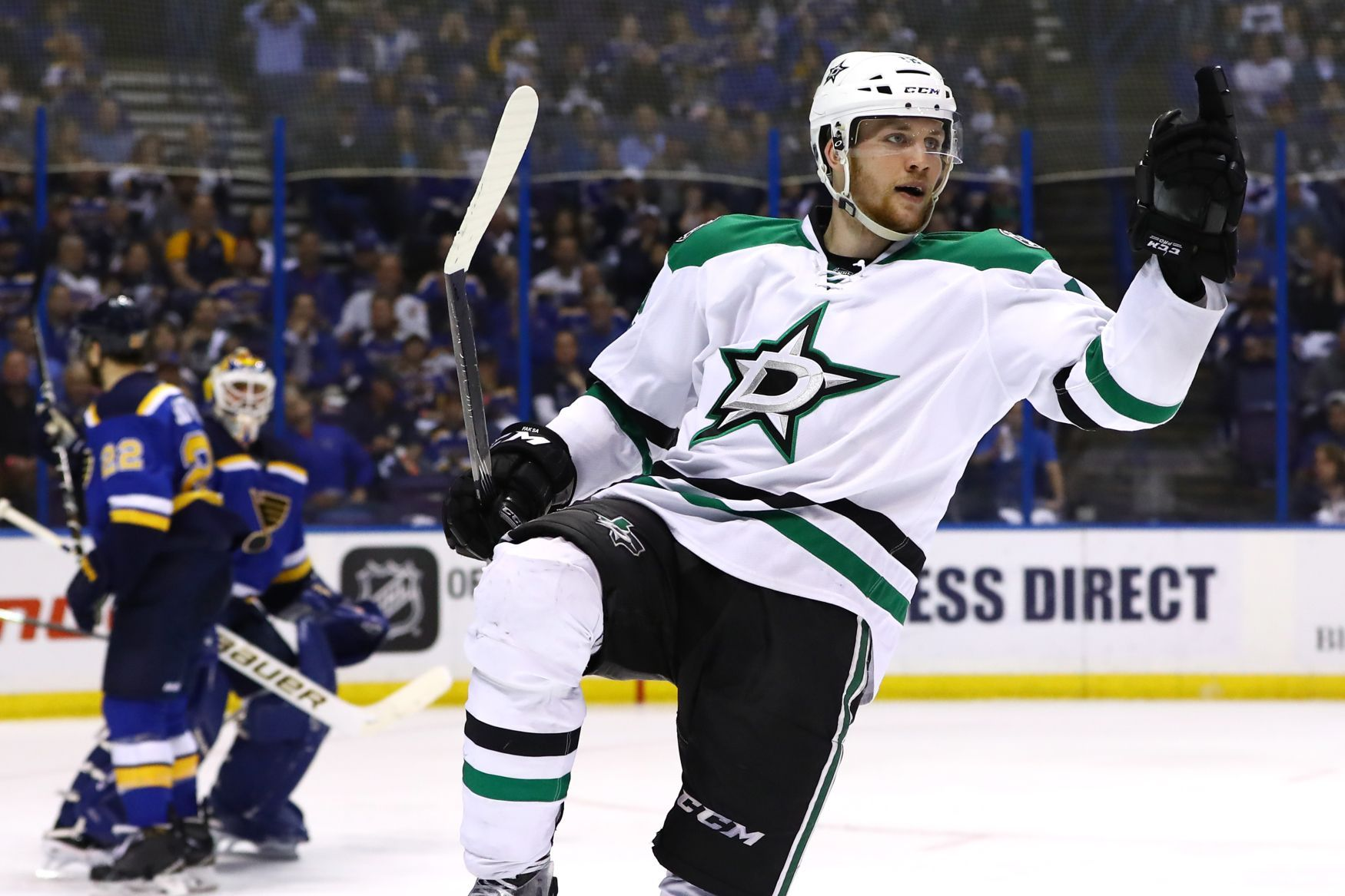 Radek Faksa, Dallas Stars, NHL