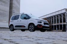 Citroën Berlingo test 2018