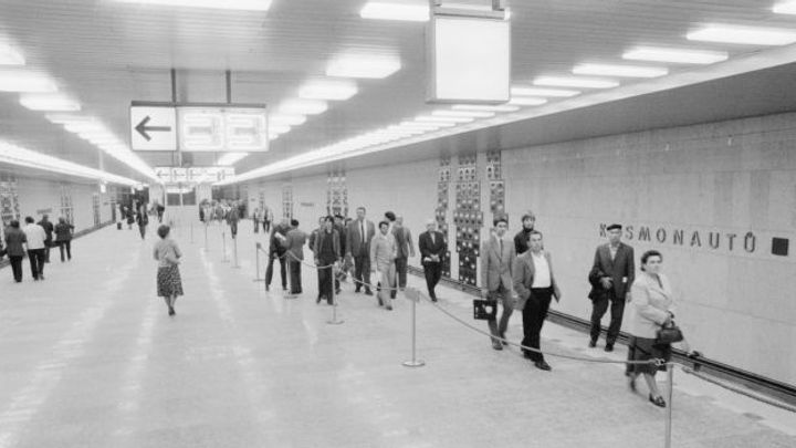 Kvíz: Moskevská, Fučíkova a Leninova. Víte, jak se jmenovaly stanice metra za socialismu?