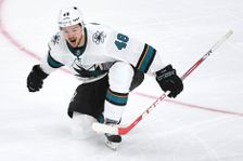NHL 2018/19, Vegas Golden Knights - San Jose Sharks, Tomáš Hertl