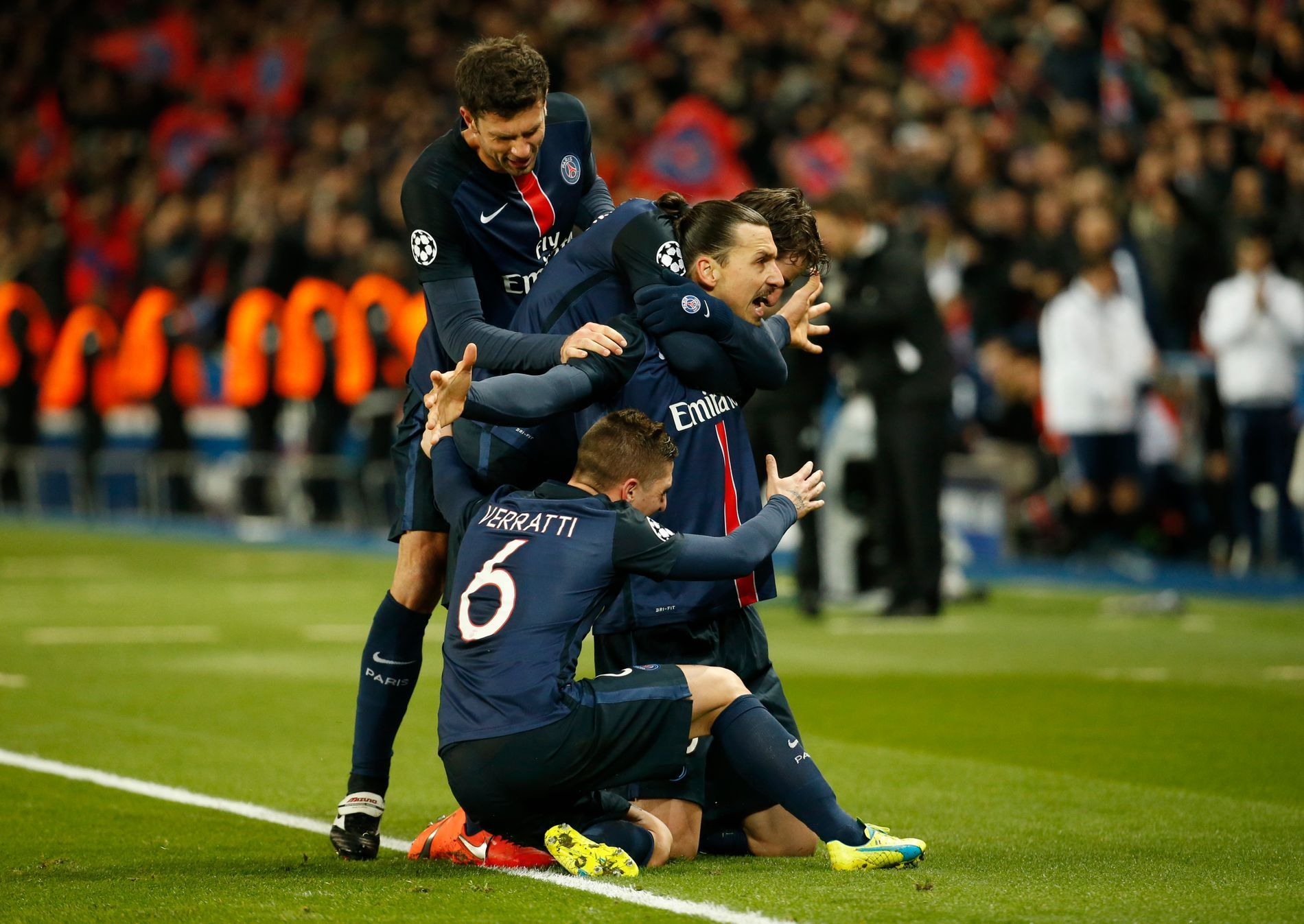 LM, Paris St Germain - Chelsea