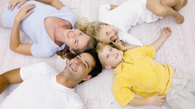 Svobodné maminky a tatínky