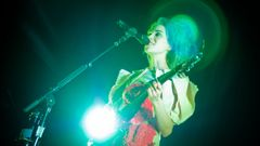 St. Vincent: Prince Johnny (Live).